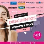 🚨🚨DERMO-SALE🚨🚨 ¡Ya tenemos aquí los descuentos del día de la mujer!🛍🛒 Para que los recibas antes del 08 de marzo🙋♀️ . ✨Disfruta de los primeros descuentos en marcas como Sesderma, Isdin, Bioderma, Heliocare, Uriage, Cetaphil y más....✨ Descubre todo en nuestra tienda virtual . . . . . . . . #piel #sales #rebajas #promociones #descuentos #tiendavirtual #colombia #bogota #medellin #bucaramanga #sesdermacolombia #sesderma #bioderma #heliocare #uriage #tiendapiel #dermatología #tipspiel #acné #hidratacion #antimanchas #proteccionsolar #protectorsolar
