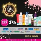 ⭐️⭐️Nos adelantamos al Black Friday🛒❤️ Este 21 y 22 de noviembre. . Disfruta de hasta un 25% de descuento y aprovéchate del envío gratis por compras superiores a $300.000.❤️ . Ya tenemos las primeras ofertas pero... estad muy atentos a nuestra página para que no se nos escape nada. . 🏃♀️¡Corre a por tus productos favoritos!🏃♂️ . . . #tiendapiel #blackfridaycolombia  #tiendadermatologica #blackfriday #blackfriday2020 #promociones #descuentos #ofertas #farmacia #parafarmacia #salud #cuidadodelapiel #pielgrasa #bioderma #sesderma #larocheposay #vichy #almay #cetaphil #Colombia #bogotá #medellin #barranquilla